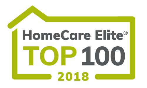 2018 HomeCare Elite Top 100 Agency