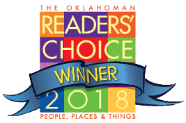 OKC Readers Choice Award 2018